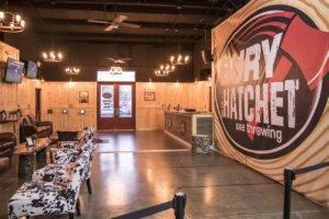 Corporate Events - Bury the Hatchet
